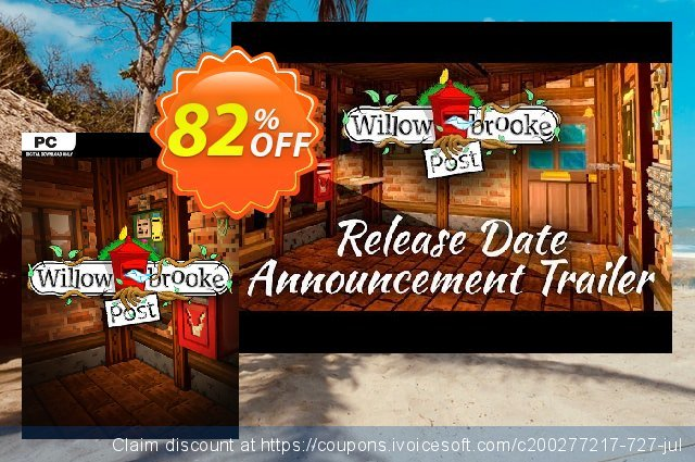 Willowbrooke Post - Story-Based Management Game PC 特殊 产品销售 软件截图