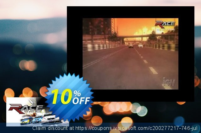 RACE The WTCC Game PC discount 10% OFF, 2020 Back to School offer offering sales