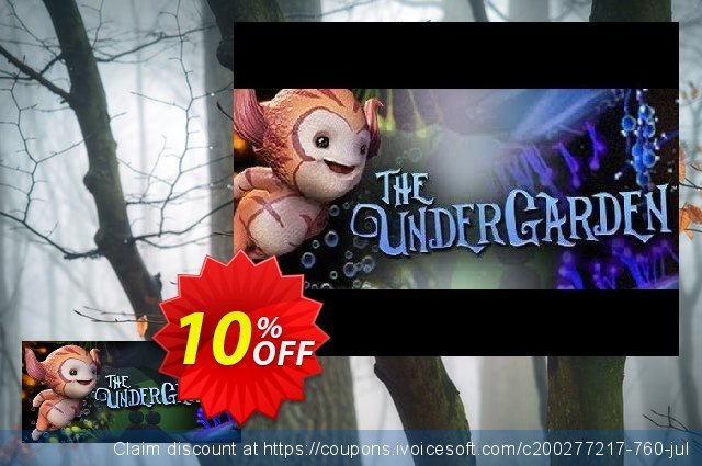 The UnderGarden PC discount 10% OFF, 2020 Back to School Promos offering sales