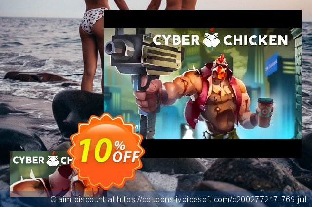 Cyber Chicken PC discount 10% OFF, 2020 Back to School season offering sales