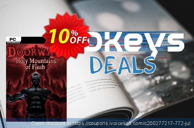 Doorways Holy Mountains of Flesh PC discount 10% OFF, 2020 Exclusive Student discount discounts