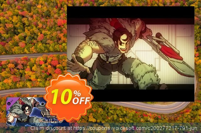 Skullgirls Beowulf PC discount 10% OFF, 2020 Halloween promotions