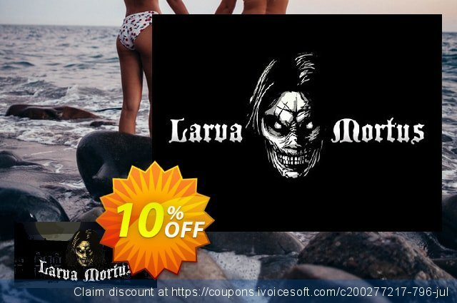 Larva Mortus PC discount 10% OFF, 2020 University Student deals discount
