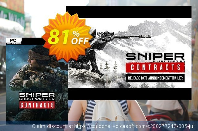 Sniper Ghost Warrior Contracts PC  신기한   프로모션  스크린 샷