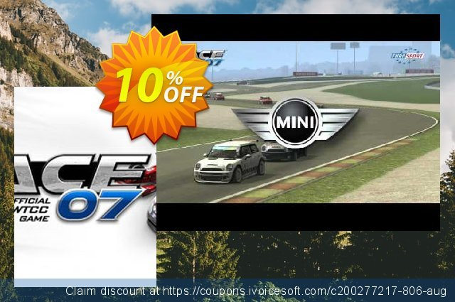 RACE 07 PC discount 10% OFF, 2020 Back-to-School promotions offering sales