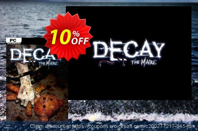 Decay The Mare PC discount 10% OFF, 2020 Back to School promotion offering sales