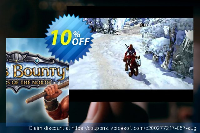 King's Bounty Warriors of the North PC discount 10% OFF, 2020 Exclusive Teacher discount promo sales