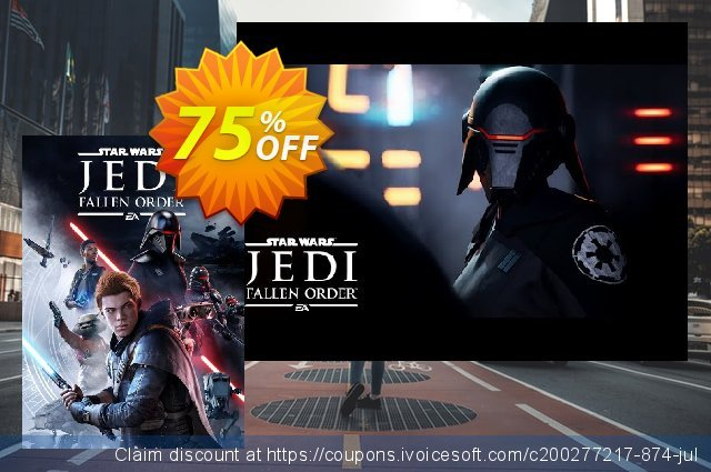 Star Wars Jedi: Fallen Order PC 可怕的 优惠 软件截图