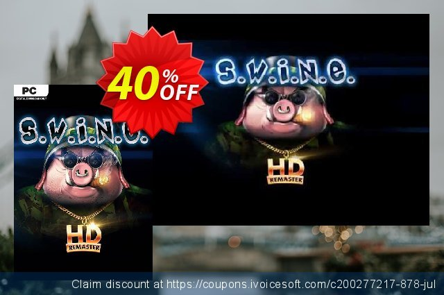 S.W.I.N.E. HD Remaster PC discount 40% OFF, 2020 Exclusive Teacher discount offering sales