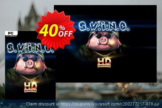 S.W.I.N.E. HD Remaster PC 特殊 产品销售 软件截图
