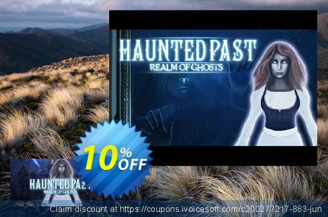 Haunted Past Realm of Ghosts PC discount 10% OFF, 2020 College Student deals offering sales