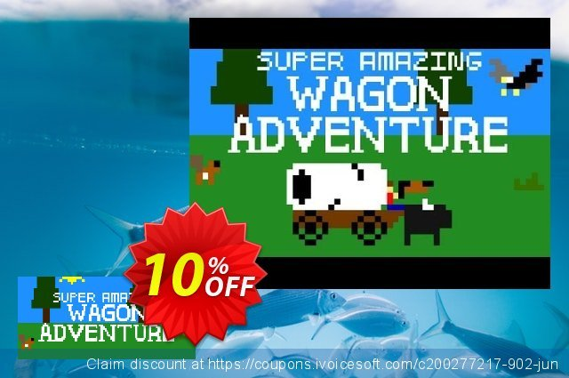 Super Amazing Wagon Adventure PC discount 10% OFF, 2020 Teacher deals offering sales
