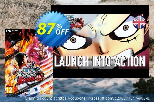 One Piece Burning Blood PC discount 83% OFF, 2020 College Student deals promotions
