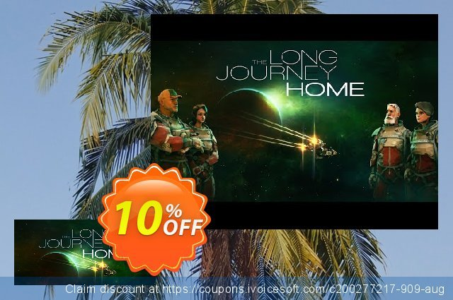 The Long Journey Home PC discount 10% OFF, 2020 Back to School promo offer