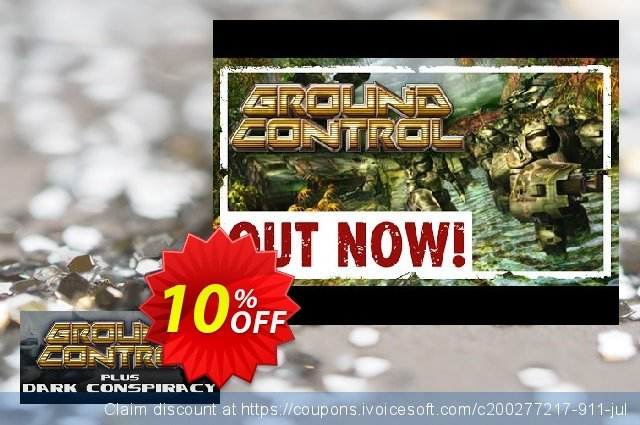 Ground Control Anthology PC discount 10% OFF, 2020 Back-to-School promotions offering discount