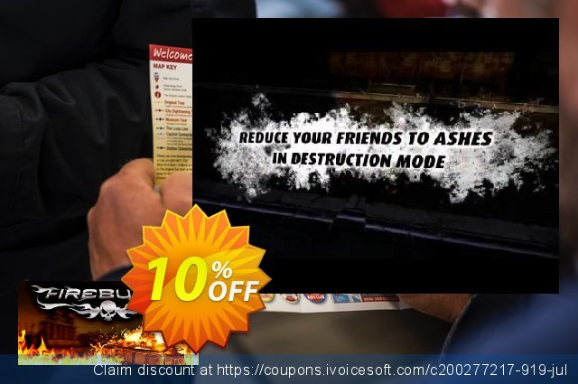 Fireburst PC discount 10% OFF, 2020 Exclusive Student discount offering sales