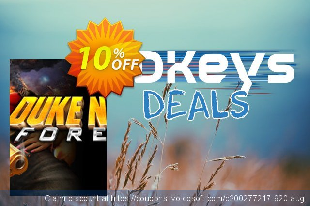 Duke Nukem Forever PC discount 10% OFF, 2021 Happy New Year offering sales