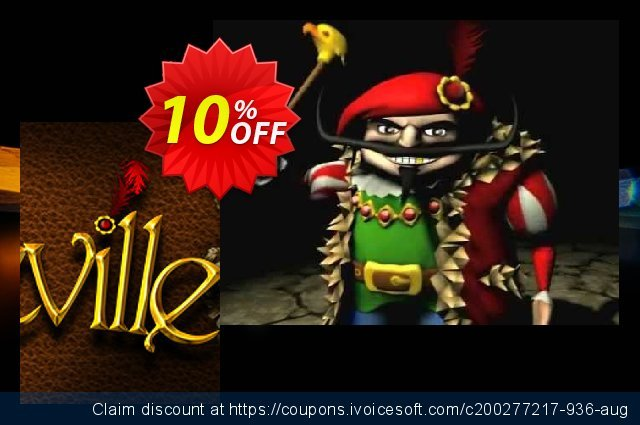 Ceville PC discount 10% OFF, 2020 Back to School coupons offering sales