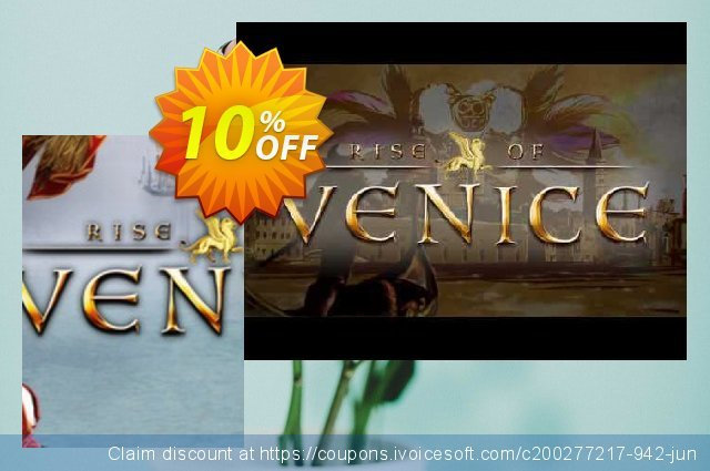 Rise of Venice PC discount 10% OFF, 2020 University Student offer offering sales