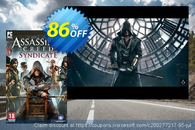 Assassin's Creed Syndicate PC 超级的 交易 软件截图
