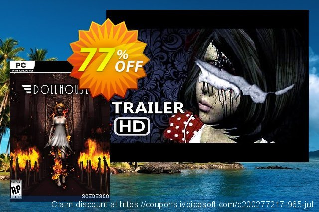 Dollhouse PC discount 77% OFF, 2020 Halloween offer