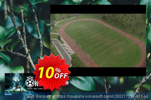 Lords of Football PC discount 10% OFF, 2020 Back to School promotion promo sales