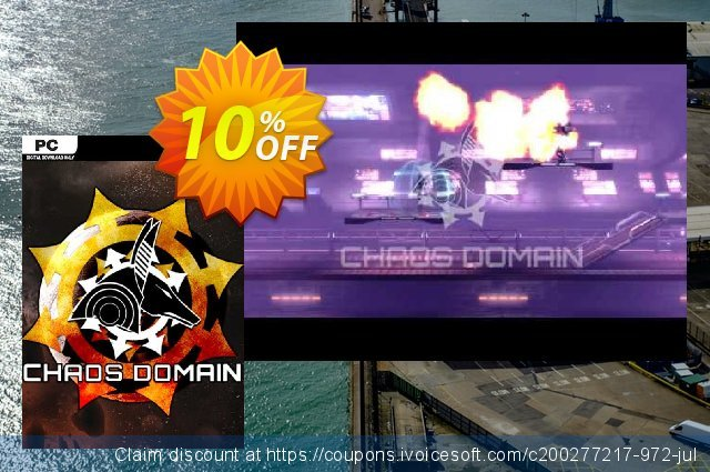Chaos Domain PC discount 10% OFF, 2020 Halloween offering sales