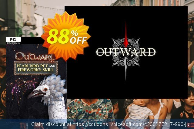 Outward PC Pearlbird Pet and Fireworks Skill DLC  최고의   매상  스크린 샷