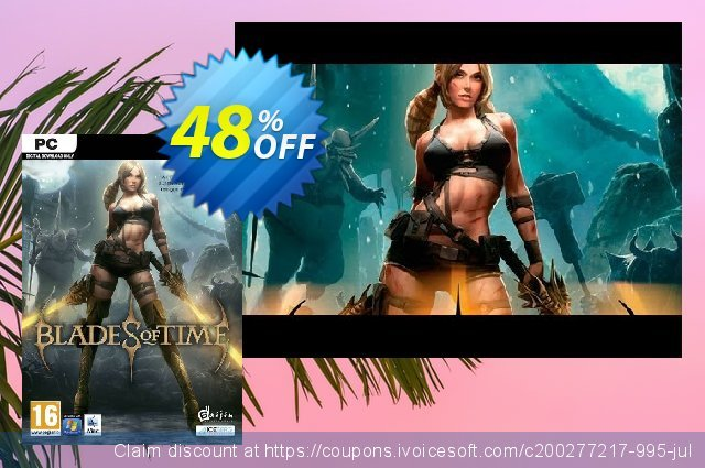 Blades of Time PC discount 74% OFF, 2020 Back-to-School promotions offering sales