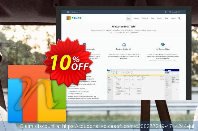 NTLite Home License discount 10% OFF, 2020 Exclusive Student discount promo