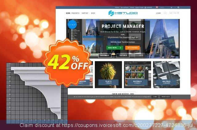 K-studio Sweep Profile vol.1 优秀的 优惠券 软件截图