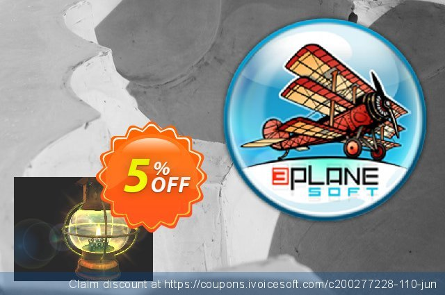 3PlaneSoft Lantern 3D Screensaver discount 5% OFF, 2020 Halloween deals