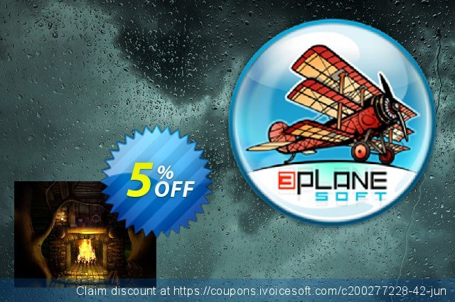 3PlaneSoft Spirit of Fire 3D Screensaver 超级的 交易 软件截图