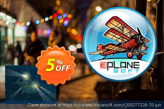 3PlaneSoft Nautilus 3D Screensaver discount 5% OFF, 2020 Halloween offering sales