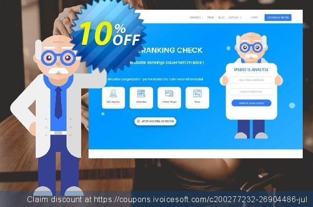 SEO-Dienstleistung, 10000 Keywords, Analyse täglich, Bezahlungszeitraum 6 Monate discount 10% OFF, 2020 Back to School deals deals