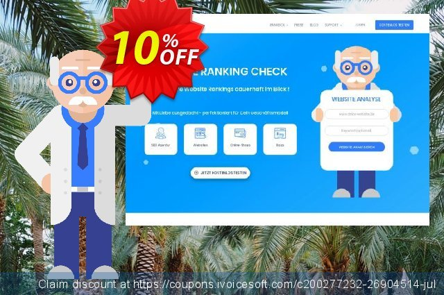 SEO-Dienstleistung, 200 Keywords, Analyse täglich, Bezahlungszeitraum 12 Monate discount 10% OFF, 2020 Exclusive Student discount offering sales