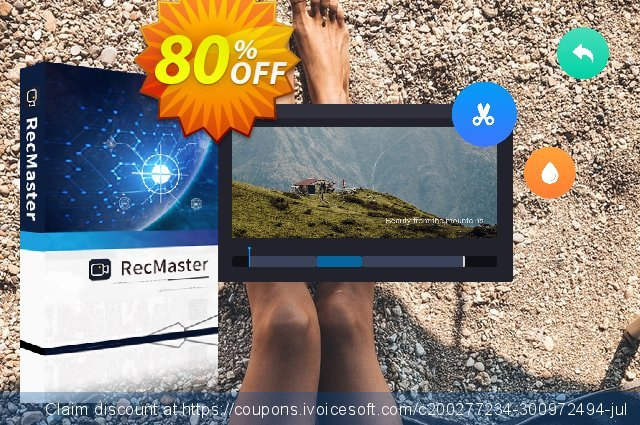 RecMaster Lifetime discount 73% OFF, 2021 Teddy Day offering sales