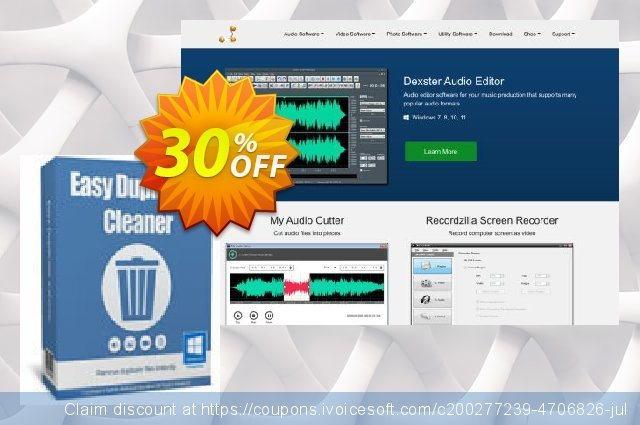 Easy Duplicate Cleaner discount 30% OFF, 2020 College Student deals offering sales