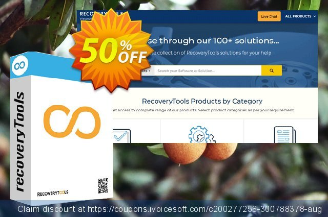 Recoverytools TIFF Converter Wizard - Pro License discount 50% OFF, 2020 Halloween promo sales