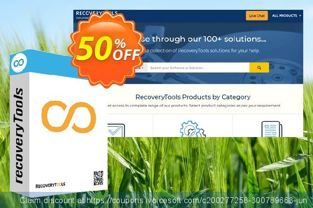 Recoverytools Zimbra Wizard - Pro License discount 50% OFF, 2021 Spring offering sales