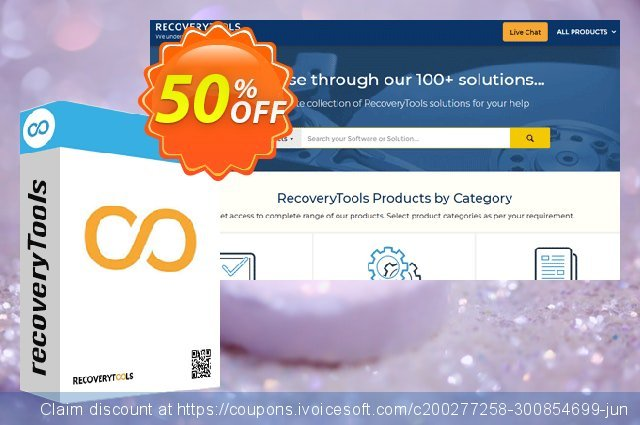Recoverytools Kerio Migrator - Migration License discount 50% OFF, 2021 Labour Day offering sales. Coupon code Kerio Migrator - Migration License