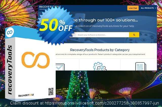 RecoveryTools CSV to vCard Wizard discount 50% OFF, 2021 Spring deals