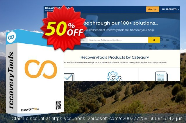 RecoveryTools Pocomail Converter discount 50% OFF, 2021 January sales