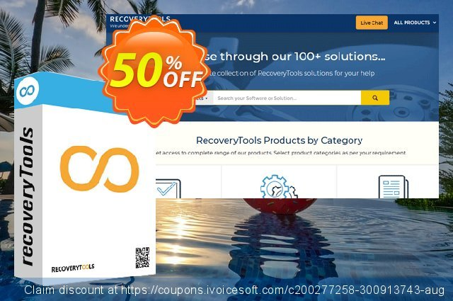 RecoveryTools Pocomail Converter - Pro License discount 50% OFF, 2021 Happy New Year deals