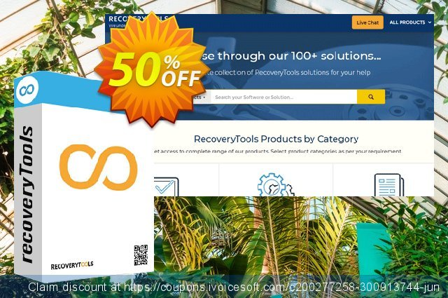 RecoveryTools Pocomail Converter - Migration License discount 50% OFF, 2021 New Year's Weekend offer