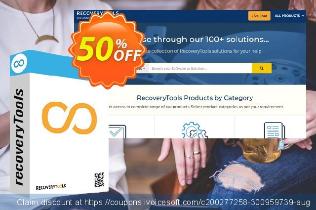 RecoveryTools Postbox Migrator Wizard discount 50% OFF, 2021 January discounts