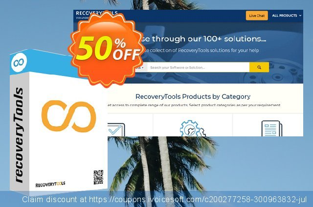 Recoverytools Winmail.dat Converter - Pro License discount 50% OFF, 2020 Halloween offering sales