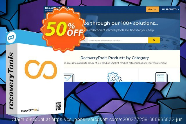 Recoverytools Winmail.dat Converter - Pro License discount 50% OFF, 2021 Immigrants Day offering sales. Coupon code Winmail.dat Converter - Pro License