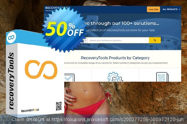 Recoverytools Mac Mail Migrator - Migration License discount 50% OFF, 2020 Halloween sales