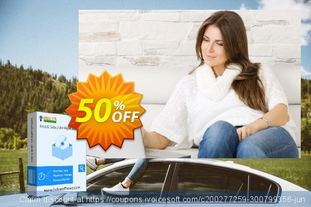Indya Outlook to DOC discount 50% OFF, 2020 Year-End offering discount